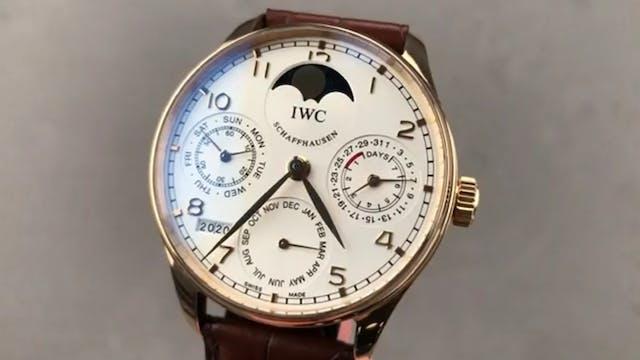 IWC Portuguese Perpetual Calendar 42....