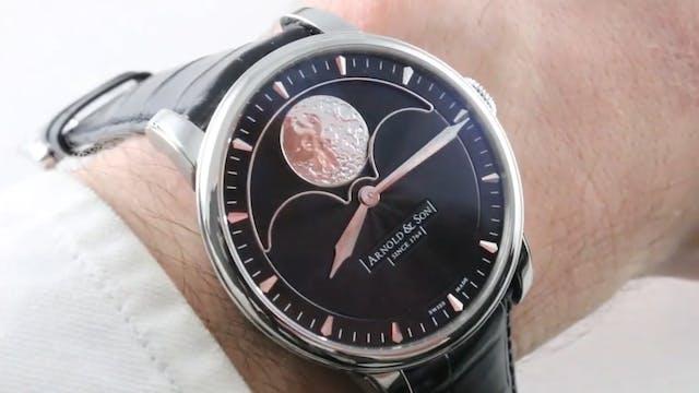 Arnold & Son Hm Perpetual Moon (1Glas...