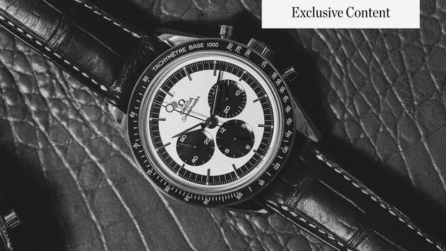Discussing the Omega Speedmaster | Re...