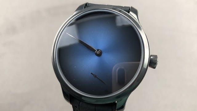H. Moser & Cie Endeavour Dual Time 13...