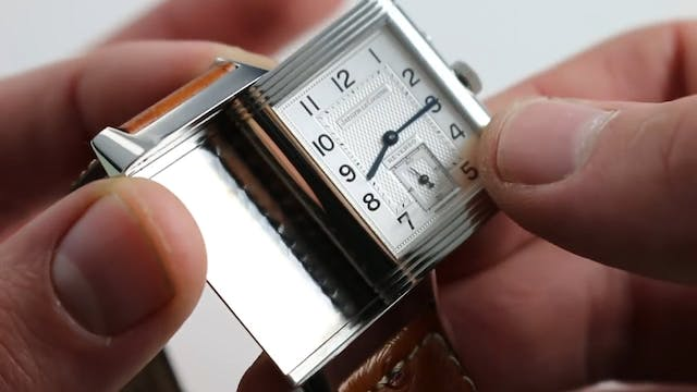 Jaeger Lecoultre Reverso Duo Day Nigh...