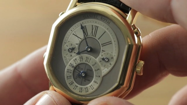 Daniel Roth Perpetual Calendar Vintage Watch Review