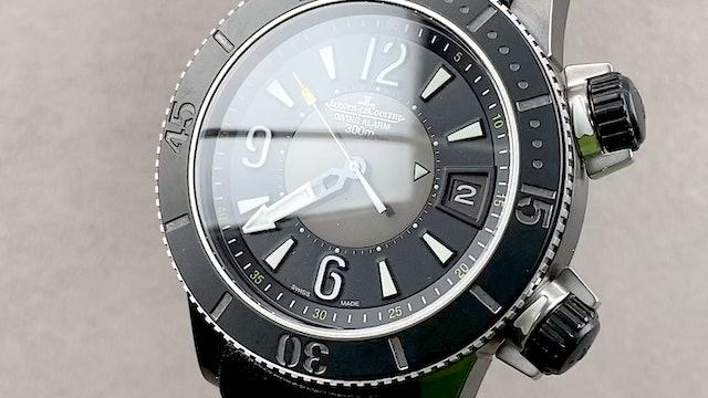Jaeger-LeCoultre Master Compressor Navy Seals Alarm Limited Edition Q183T47J