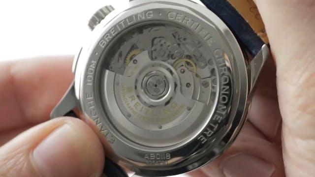 Breitling Premier B01 Chronograph 42 ...