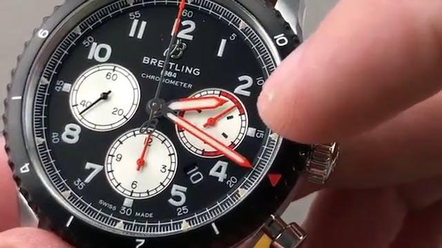 Breitling Aviator 8 B01 Chronograph M...