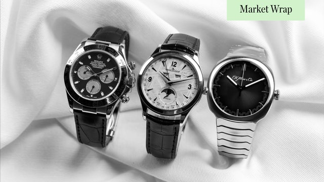 Collecting Patek Philippe in the Modern Era