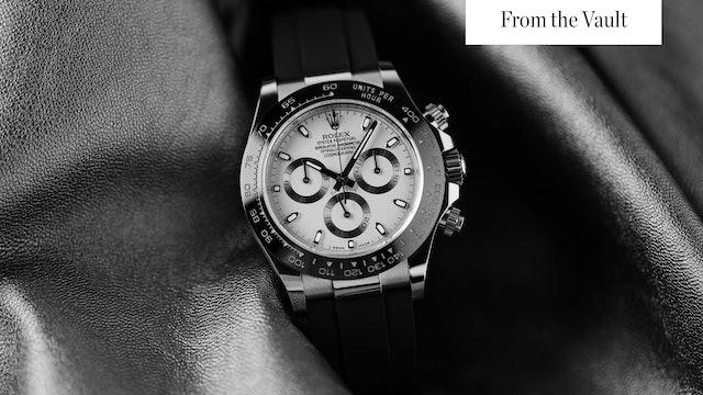 Rolex, Patek Philippe, Grand Seiko & Yellow Gold Watches