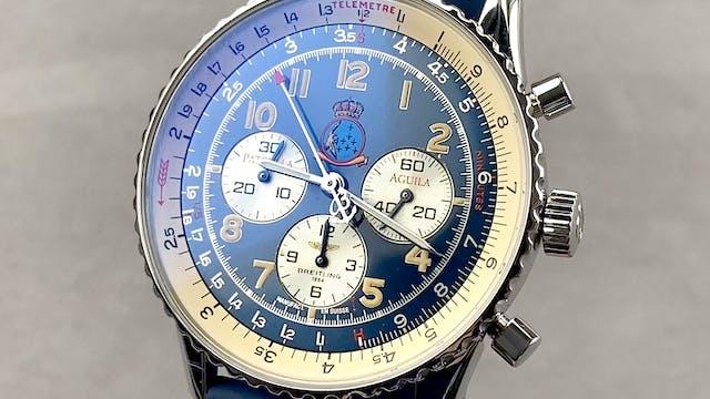 Breitling Navitimer 92 Patrulla Aguil...