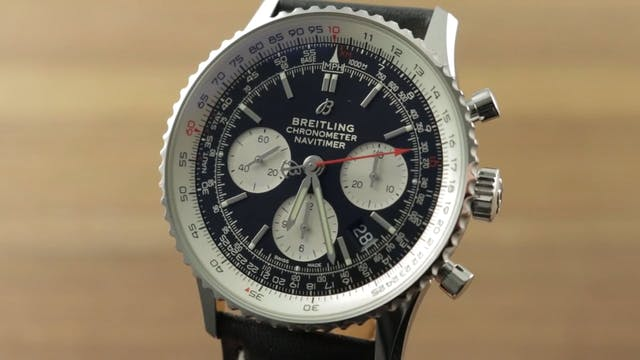 Breitling Navitimer 01 Chronograph AB...