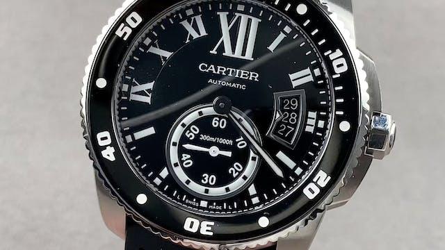 Cartier Calibre de Diver W7100056