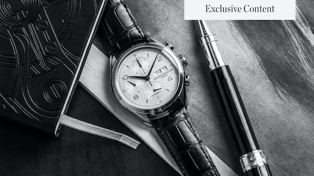 The Baume & Mercier Clifton Club Coll...