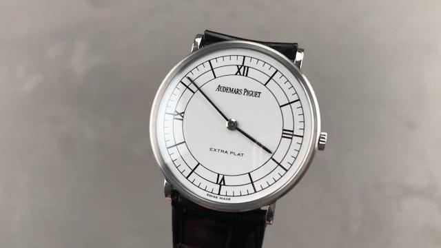 Audemars Piguet Ultra Thin PT4667/002 Review