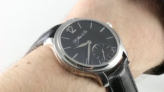 H. Moser & Cie Mayu 321.503-003 Review