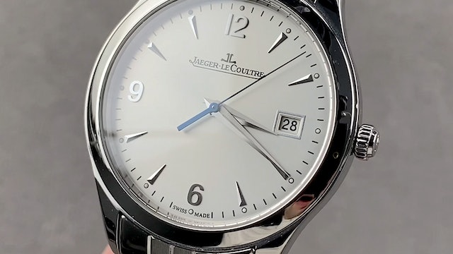 Jaeger-LeCoultre Master Control Date Q1548420 Review