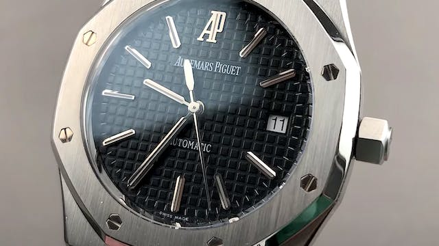 Audemars Piguet Royal Oak 15300ST.OO....
