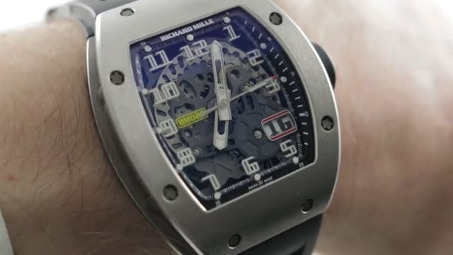 Richard Mille RM029 Big Date Review