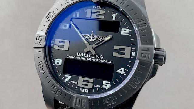 Breitling Aerospace Evo Night Mission V7936310/BD60