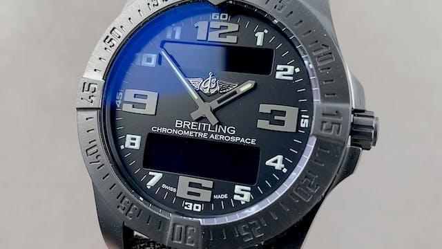 Breitling Aerospace Evo Night Mission...