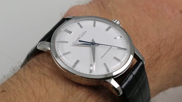 Grand Seiko SBGW253 Tribute To 1960 L...