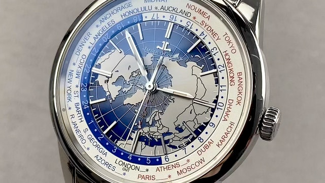Jaeger-LeCoultre Geophysic Universal Time Q8108120