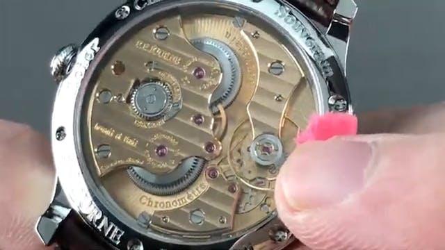 F.P. Journe Chronometre Souverain 38m...