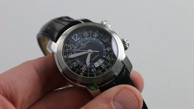 Baume & Mercier Capeland GMT Alarm Re...