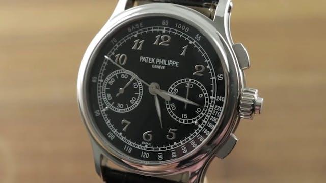 Patek Philippe 5370P Split Seconds Ch...