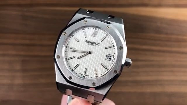 "Audemars Piguet Royal Oak ""Jumbo"" Ext..."