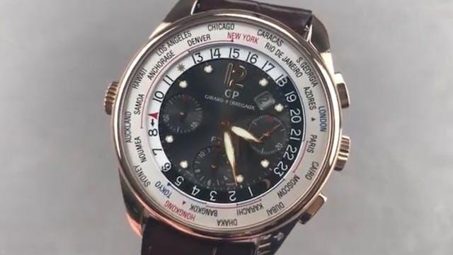 Girard Perregaux Ww.Tc Chronograph 49...
