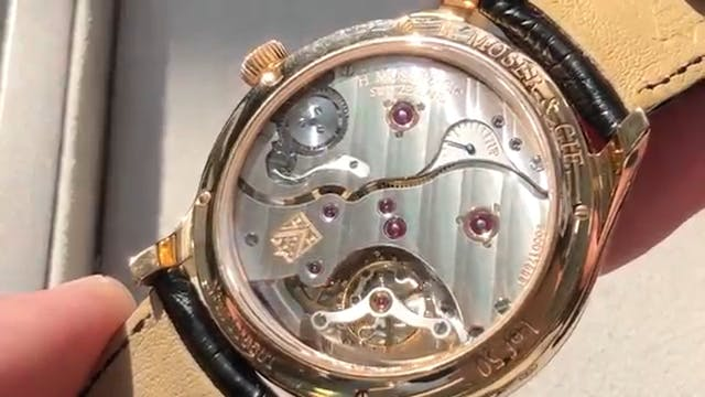 2019 H. Moser Endeavour Perpetual Moo...