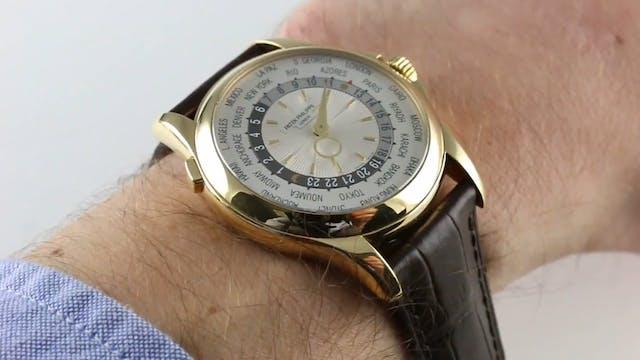 Patek Philippe World Time 5130J 001 R...
