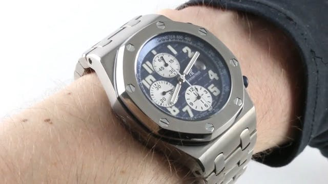 Audemars Piguet Royal Oak Offshore Ch...