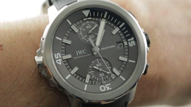 "IWC Aquatimer Chronograph Edition ""Sh..."