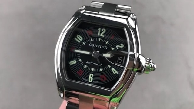 Cartier Roadster Automatic W62002V3 Cartier Watch Review