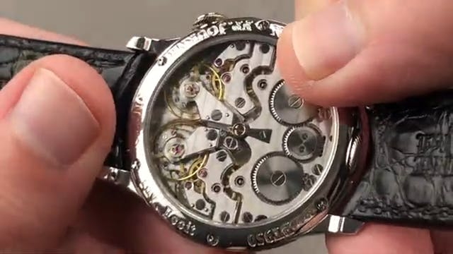 F.P. Journe Chronometre A Resonance 3...