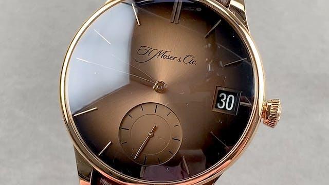 H. Moser & Cie Venturer Big Date 2100...