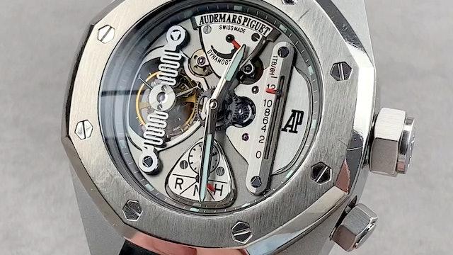 Audemars Piguet Concept Watch 1 Royal Oak Tourbillon Alacrite 25980AI