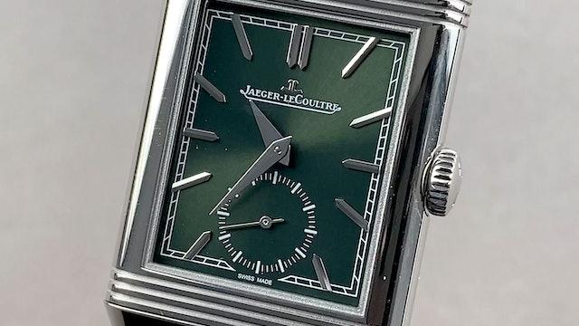 Jaeger-LeCoultre Reverso Tribute Monoface Small Seconds Q3978430
