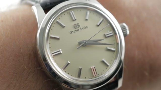 Grand Seiko Elegance Hand Wind SBGW23...