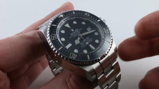 Rolex Deepsea Sea-Dweller 116660 Review