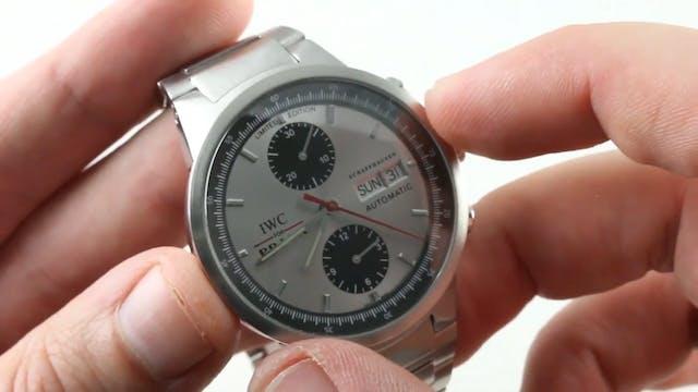 IWC GST Chronograph IW3708-02 Prada L...