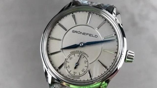 Gronefeld 1941 Principia 1941 Automatic Gronefeld Watch Review