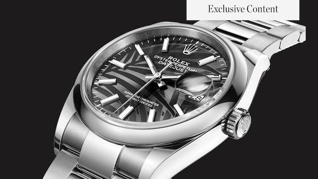 Rolex 2021 Reactions: Watches & Wonde...