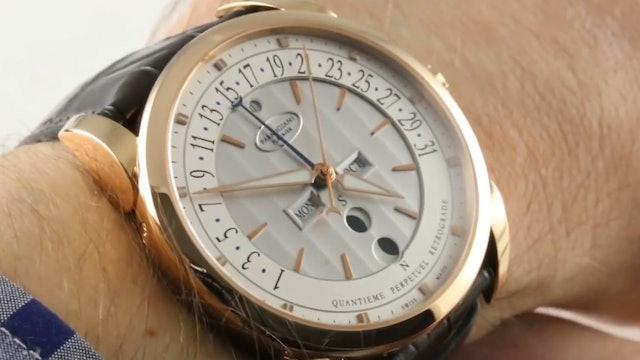 Parmigiani Fleurier Retrograde Perpetual Calendar Tonda Centum (Pfh227 1002600)