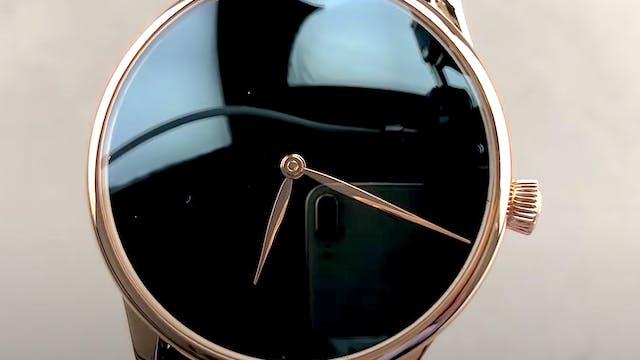 H. Moser & Cie Venturer Vantablack 23...
