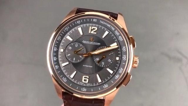 Jaeger Lecoultre Polaris Chronograph Q9022450 Review