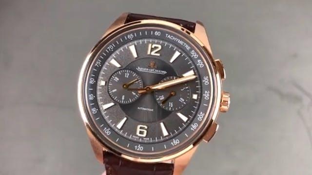 Jaeger Lecoultre Polaris Chronograph ...