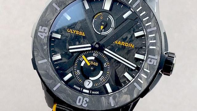 Ulysse Nardin Diver X Limited Edition 1183-170LE/92-CA