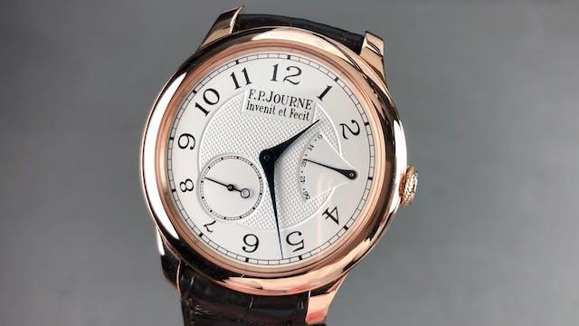 F.P. Journe 40mm Rose Gold Chronometr...