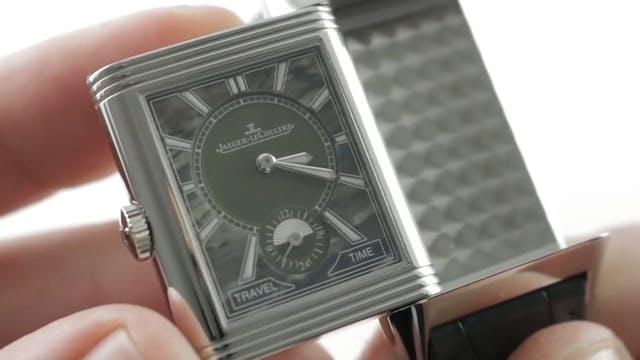 Jaeger Lecoultre Reverso Classic Duof...